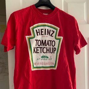 Heinz ketchup T shirt